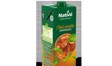 Chá Mate Orgânico Native