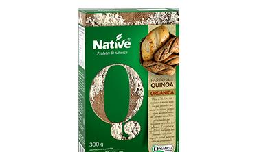 Farinha de Quinoa Orgânica Native