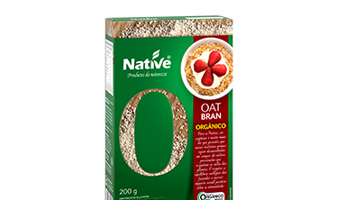 Oat Bran (Farelo de Aveia) Orgânico Native