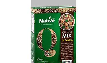 Quinoa Mix Orgânico Native