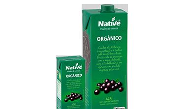 Açaí com Guaraná Orgânico Native