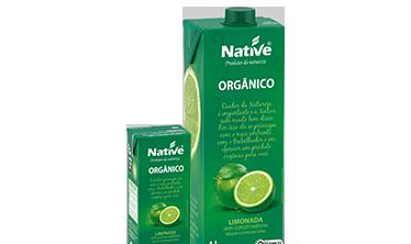 Limonada Orgânica Native