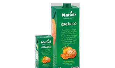 Néctar de Tangerina Orgânico Native