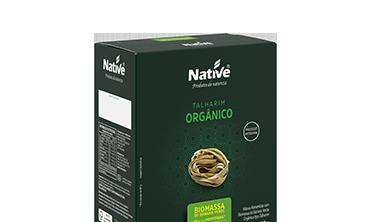 Talharim Orgânico Biomassa Native