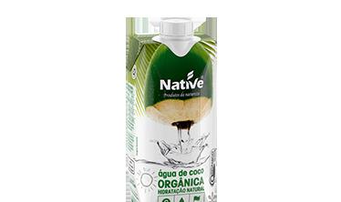 Água de Coco Orgânica Native
