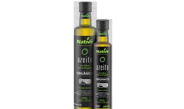 Azeite Orgânico Extra Virgem Native