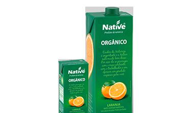 Suco de Laranja Orgânico Native