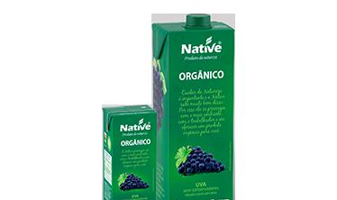 Néctar de Uva Orgânico Native